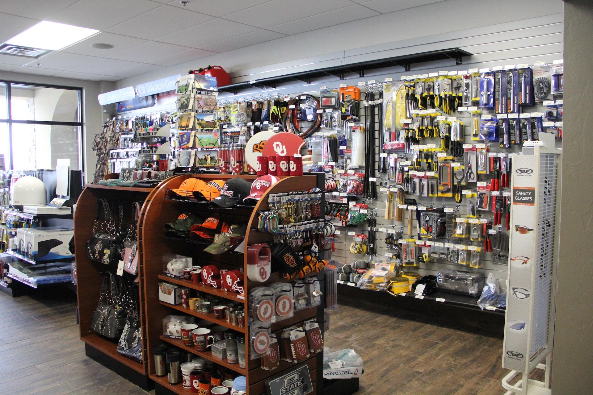 Retail room